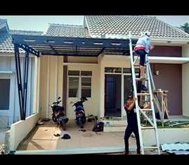 Kanopi kanofi kanopy canopy canofi canopi baja ringan 10
