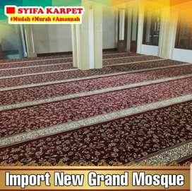 Syifa Karpet masjid tipe premium bayar di tempat