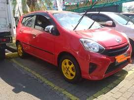 Di jual mobil murah Toyota Agya G 2016