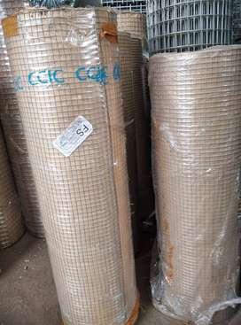 Pabrik dan distributor kawat loket PVC T. 1 x 30m MURAH