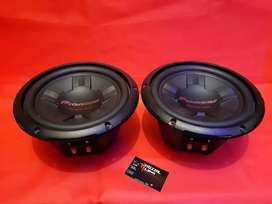 Pioneer champion series double voice coil
