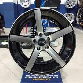 Veleg Mobil Racing Palang Ring 18x89 Pcd Alphard Camry Mazda HRV RAV4