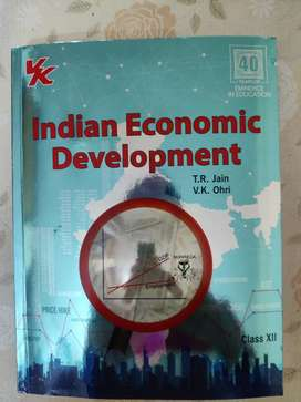Indian Economic development class 12 CBSE