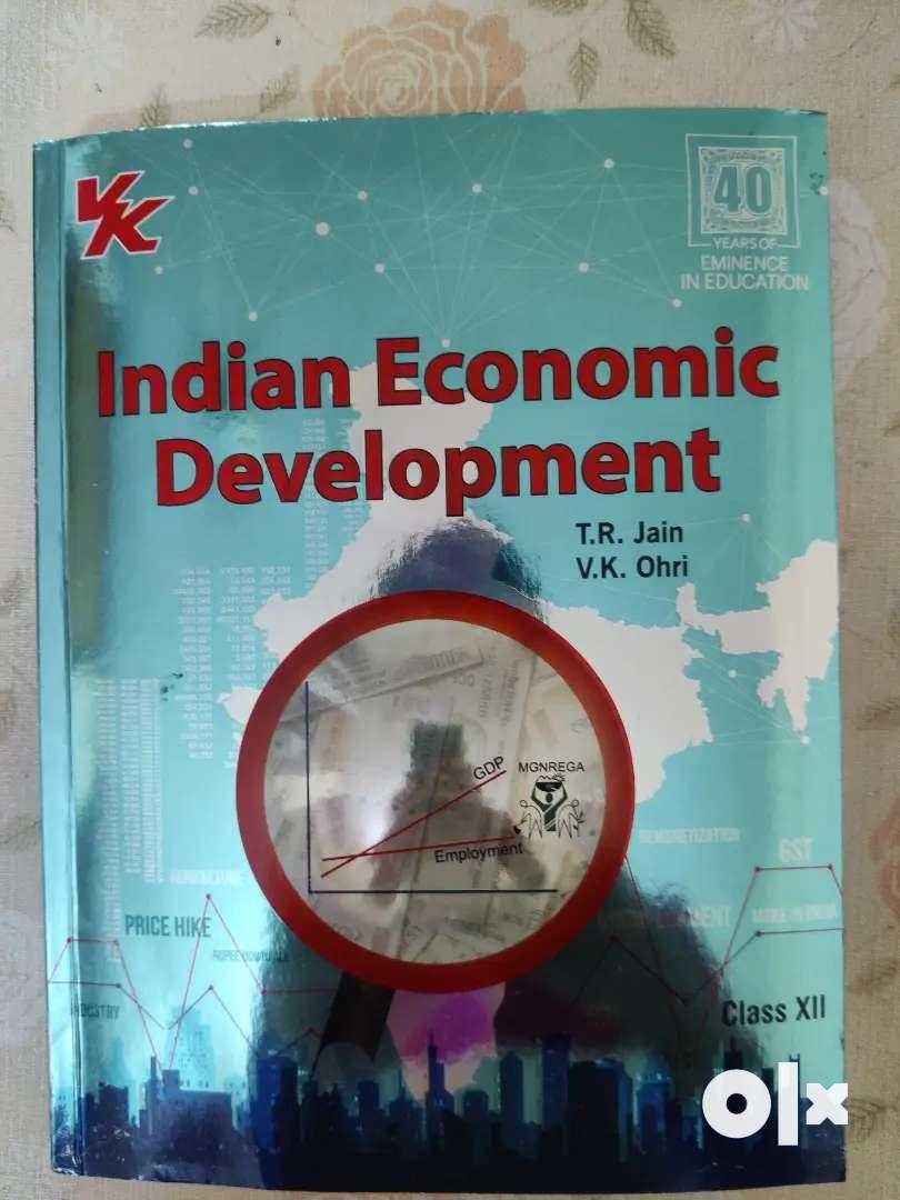 Indian Economic development class 12 CBSE