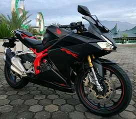 LIKE NEW KM 4000 ! ALL NEW CBR 250RR ABS 2019 AKHIR