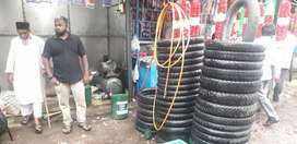 All bikes tyre are available