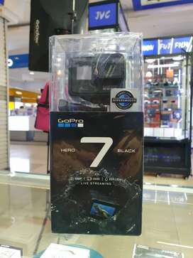 Cash&credit gopro hero 7 black