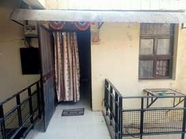 One BHK Fully furnished  Owner Free