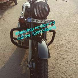 Royal Enfield Classic 350 model 2014