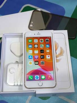 iPhone 6s Plus 16gb Gold Fullset