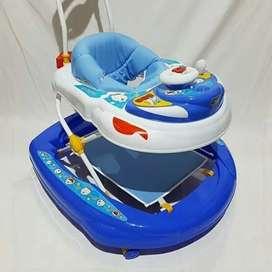 Baby walker nakami biru doraemon