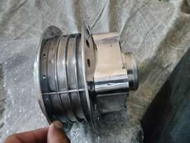 HONDA CG-125, REAR HUB COMPLETE TOP QUALITY, HIGH PERFORMANCE PARTS