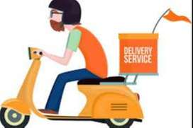 Looking for Delivery Boy in Yeshwanthpur