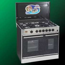 New puma cooking range slightly used a one condition piza plate p-650