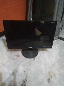 Acer led of computer new brand only 6 month old