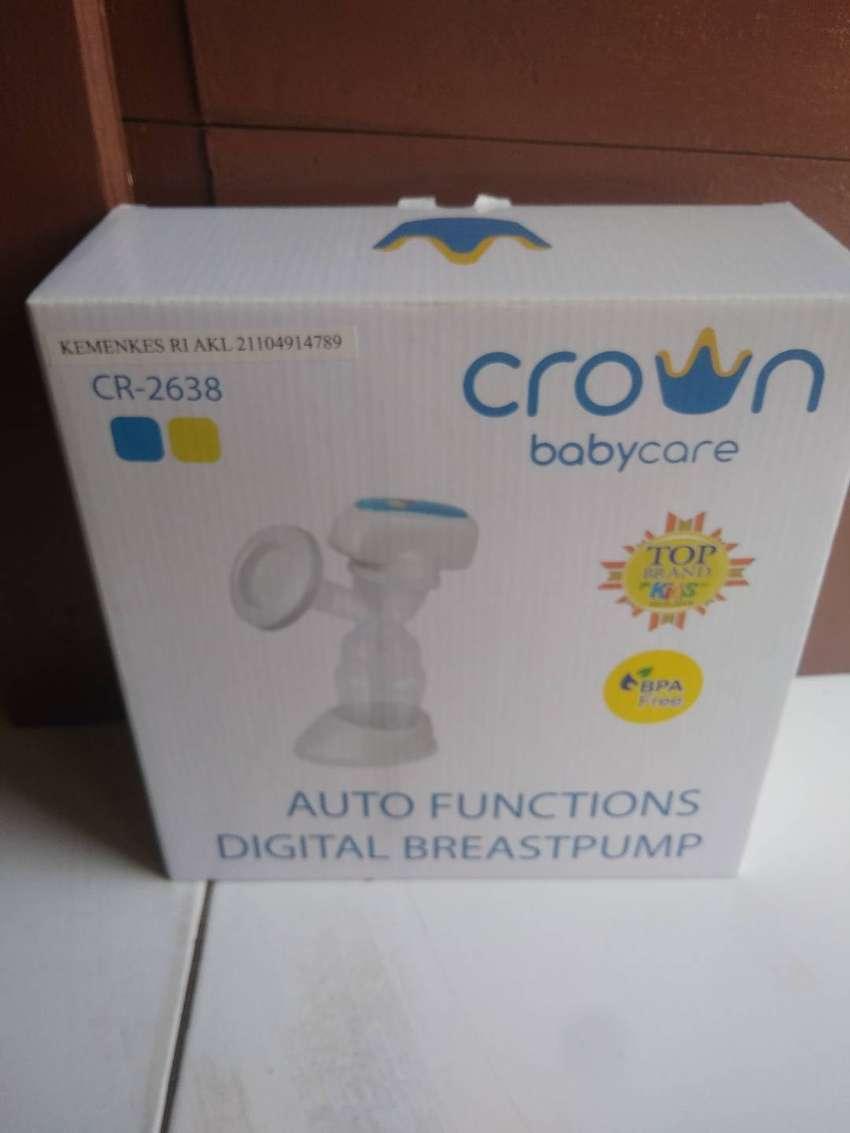 Pompa asi elektrik merk crown 0