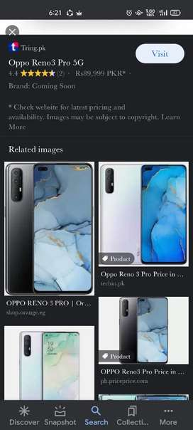 Oppo reno 3 pro 8 /256 without handfree 10/10 urgent sale