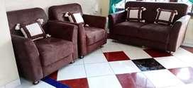 Dijual Sofa Tamu 2-1-1