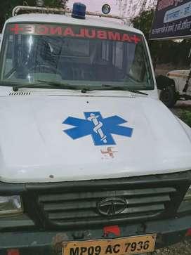 Tata Sumo 2017 Diesel 188240 Km Driven ambulance