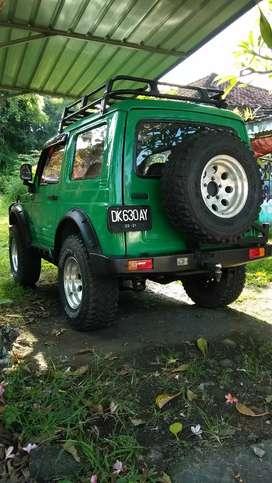 Jimny SJ410 4WD 1982
