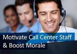 Hello hello guys...job in call center
