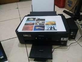 Printer epson L210 print+scan+copy+modif original