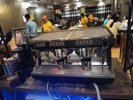 Barista,Coffee machine operator