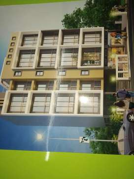 1BHK main road for sale