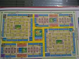 Plots available for sell in good profit in Gulshan e maymar