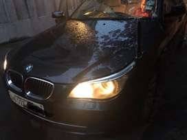 BMW 5 Series 525i Sedan, 2008, Petrol