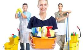 housemaid cooking babycare
