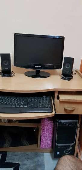 Desktop for children