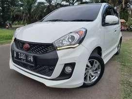 (LOW KM) Daihatsu Sirion D Sport 1.3 MT 2015 Putih