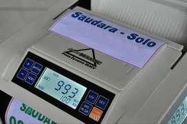 mesin hitung uang dynamic 993ev (saudara solo)
