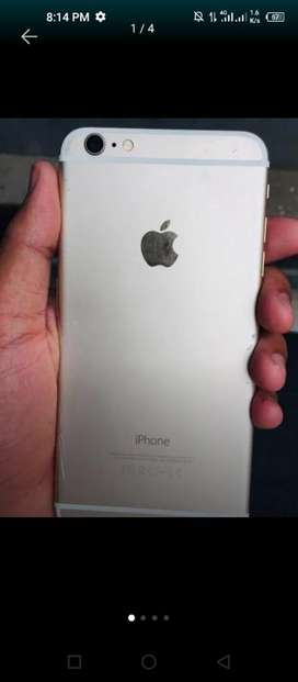 Iphone 6 plus for sell finger not ok