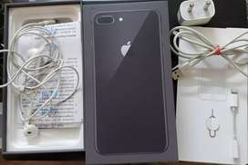 IPhone 8 plus - 20 month old in mint condition