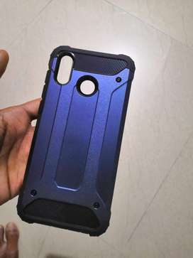 Honor play rugged case worth 500₹ blue color