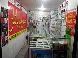 Mobile shop For Sale in Jia Plaza