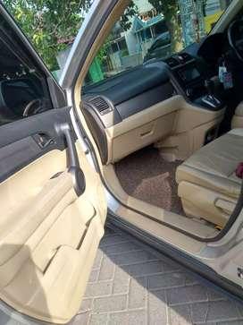 Honda CRV 2010 2.4 matic siap pakai