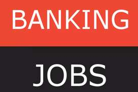 We r hiring now for bank jobs