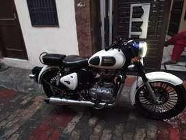 Royal Enfield Classic Bullet ( Fully Modified ) Genuine Parts
