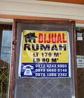 Rumah Komplek Puri Mayang Kota Jambi, Dijual Cepat Tanpa Perantara!!!