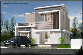 INDEPENDENT 3BHK HOUSE For Sale in Olavakode