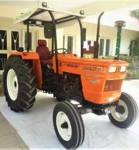 ALL GHAZI 65HP FIAT TRACTOR ASSN QISATO PAY HASIL KRAIN
