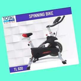 jual spedastatis spinningbike magnetic TL930 F01 alatfitnes/treadmill/