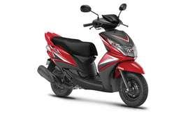 Yamaha ray z bike