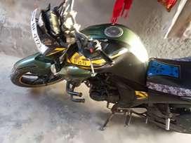 New bike me