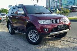 Pajero Sport Exceed 4x2 AT 2012