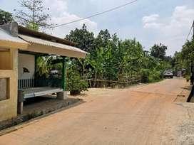 Disewakan Tanah 242m Limo Cinere Depok Meruyung Sawangan
