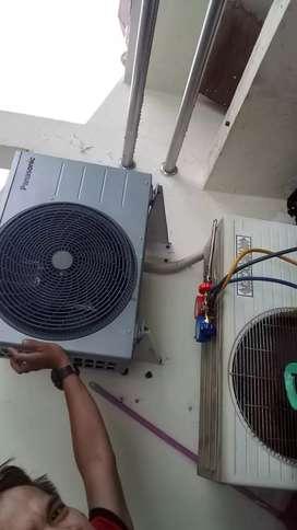 Anda BUTUH JASA SERVICE AC Anda tidak dingin/Bocor/Berisik.pasang ac